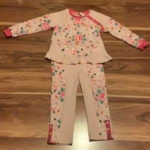 2 piece Matilda Jane outfit